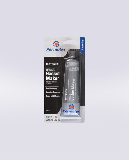Permatex® MotoSeal® 1 Ultimate Gasket Maker Grey