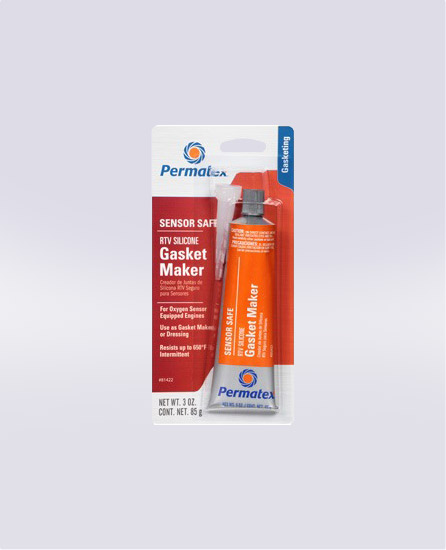 Permatex® Sensor-Safe High-Temp RTV Silicone Gasket Maker