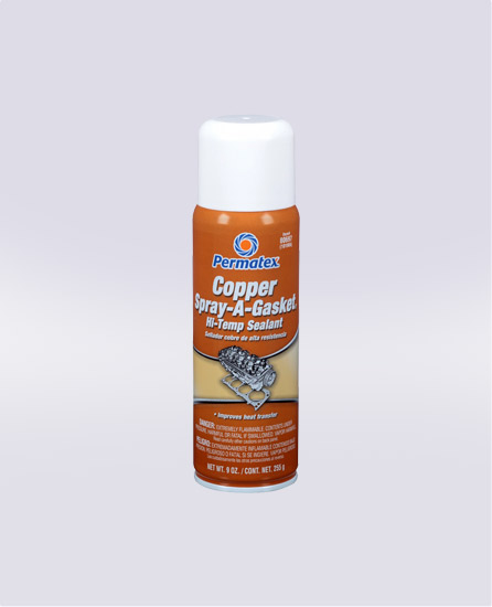 Permatex® Copper Spray-A-Gasket® Hi-Temp Sealant