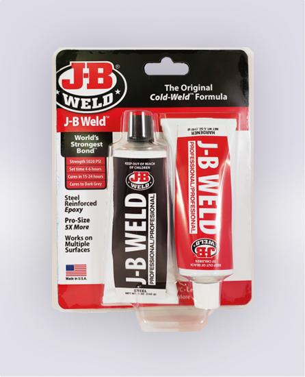 J-B WELD™ PROFESSIONAL SIZE 10 OZ (SKU: 8281)