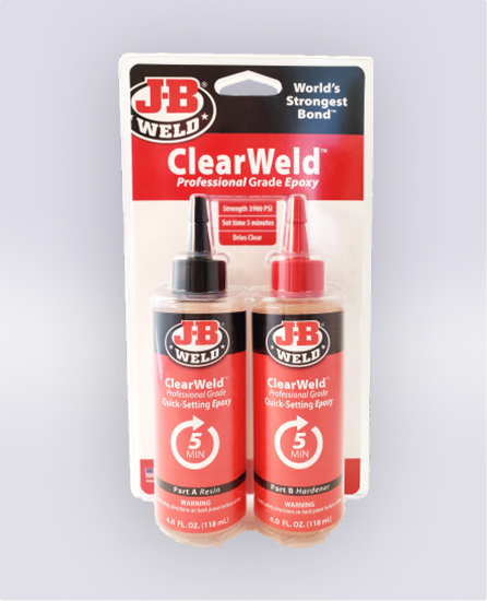 CLEARWELD™ PROFESSIONAL SIZE 8 OZ (SKU: 50240)