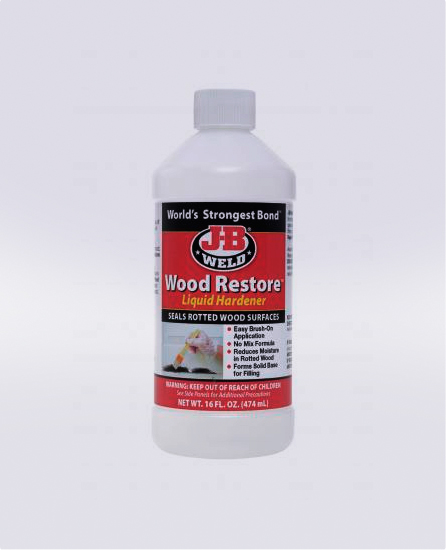 WOOD RESTORE™ LIQUID HARDENER 16 OZ (SKU: 40001)