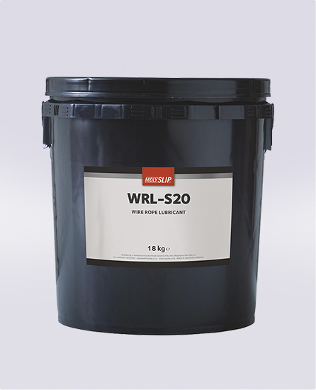 WRL-S SERIES – Molyslip® WRL-S10 and Molyslip® WRL-S20
