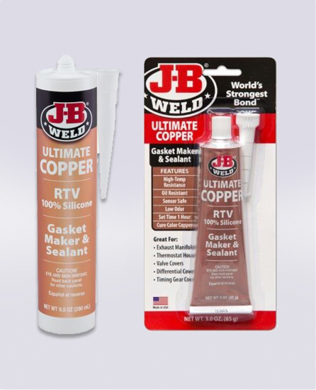 ULTIMATE COPPER GASKET MAKER & SEALANT (SKU: 32325) & (SKU: 32925)