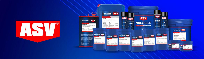Molysulf ASV Industrial Lubricant